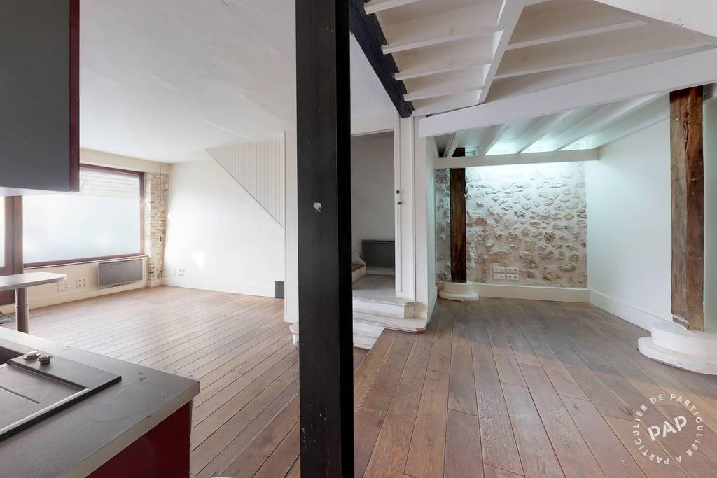 Vente appartement 4 pièces Le Pré-Saint-Gervais (93310)