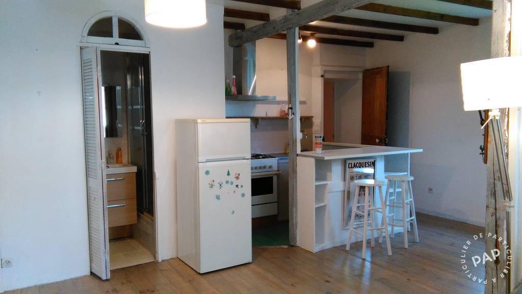 Location appartement studio Neuvy-au-Houlme (61210)