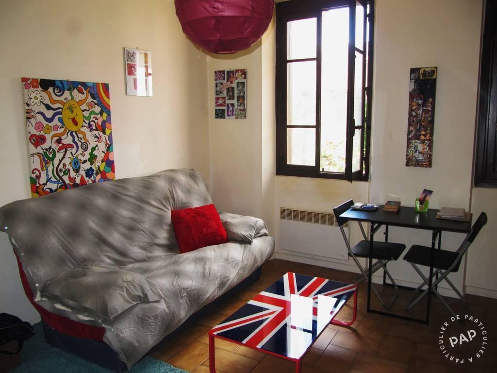 Location Appartement Marseille 6E 20m² 450€