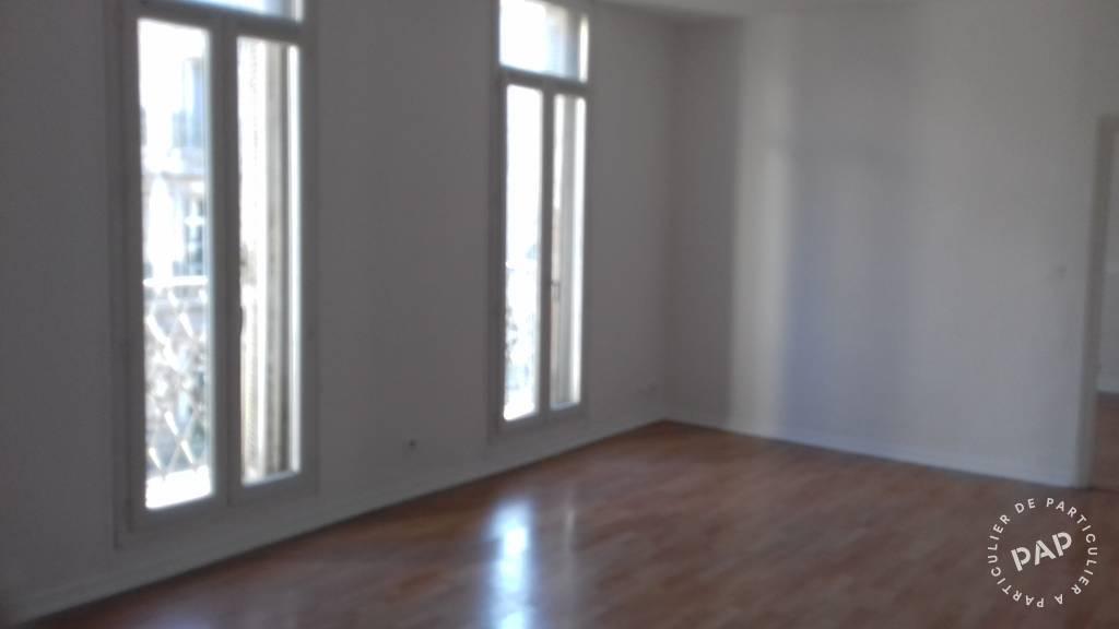 Location Appartement Marseille 6E 71m² 820€