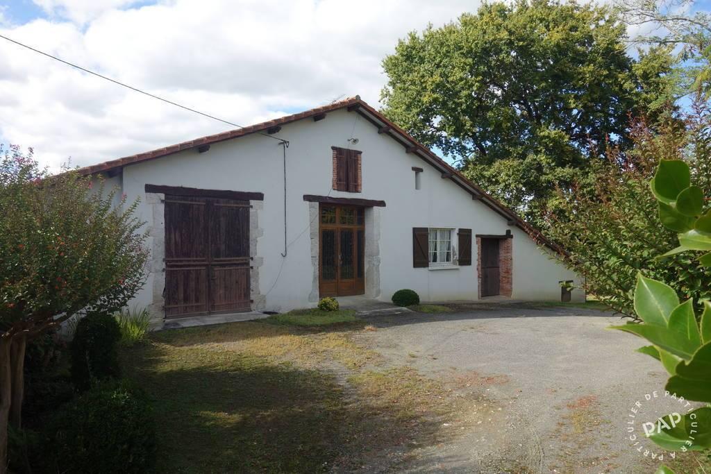 Vente maison 6 pièces Pouillon (40350)