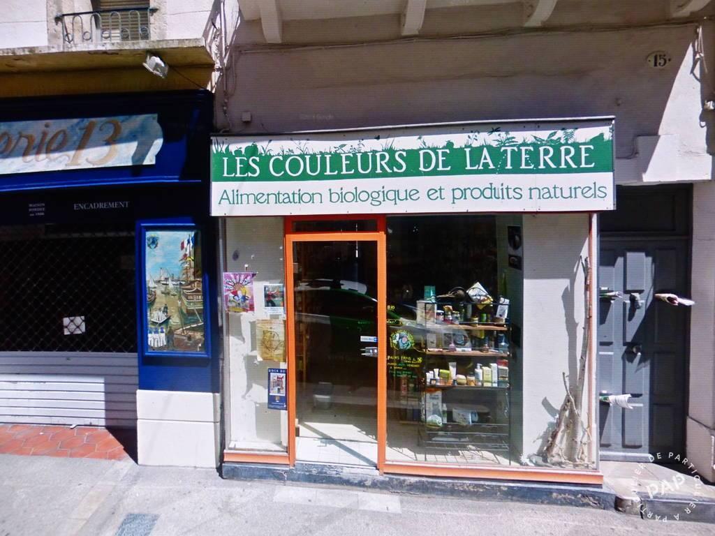 Vente Local commercial Sète (34200) 88m² 55.000€