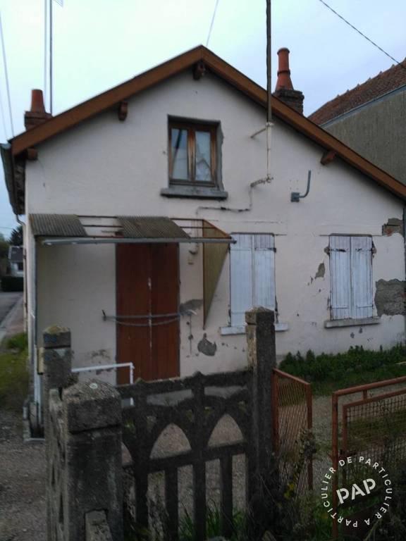 Vente maison 2 pièces Saint-Vallier (71230)