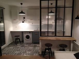 Location meublée studio 25m² Paris 9E (75009) - 950€
