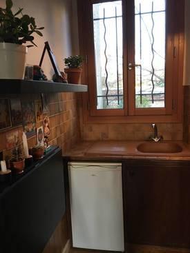 Location meublée studio 19m² Montreuil (93100) - 760€