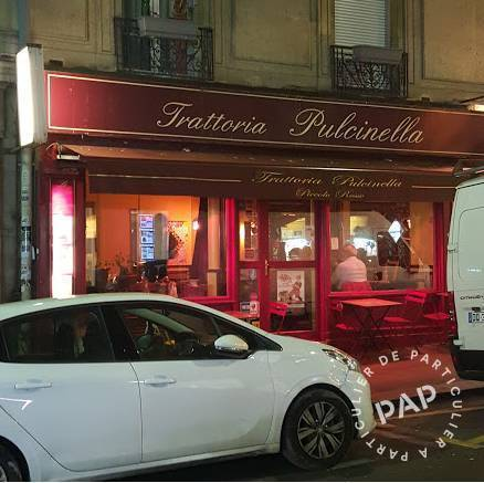 Vente Fonds de commerce Paris 18E (75018)  399.000 €