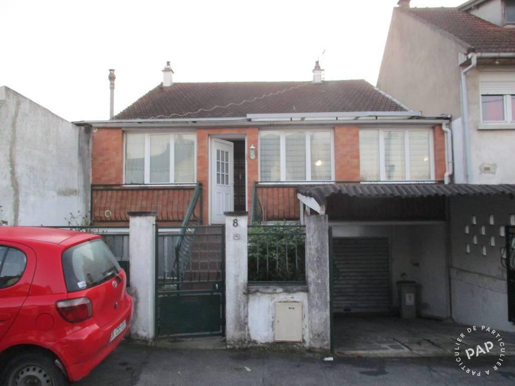 Vente maison 6 pièces Garges-lès-Gonesse (95140)