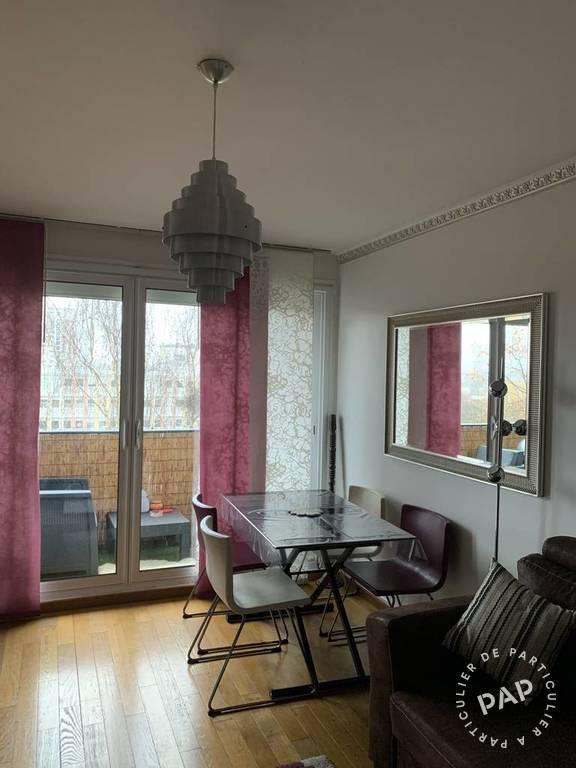 Vente appartement 3 pièces Villeneuve-la-Garenne (92390)