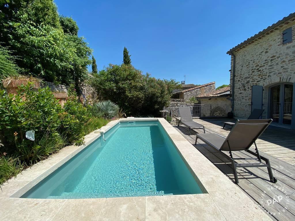 Vente Maison Vézénobres 350m² 841.000€