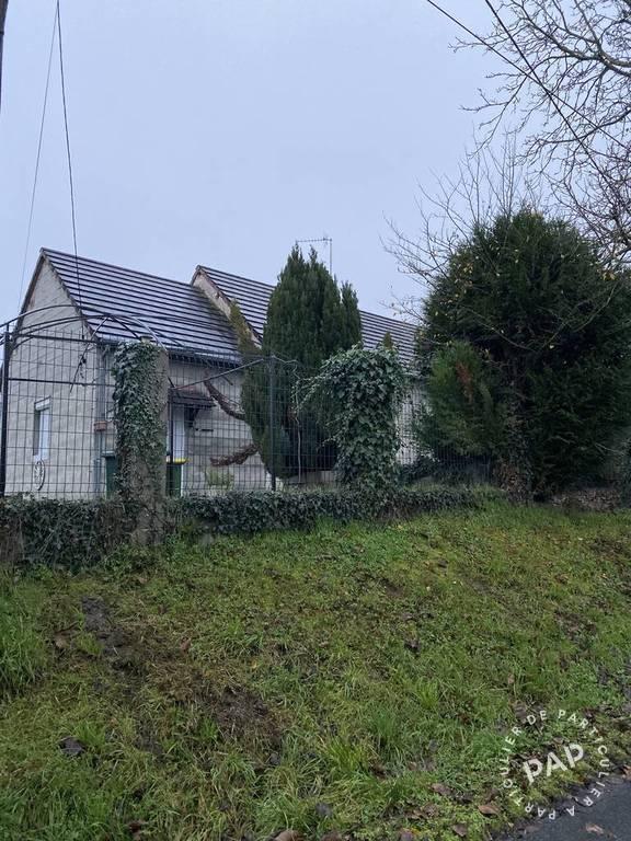 Vente maison 10 pièces Lye (36600)