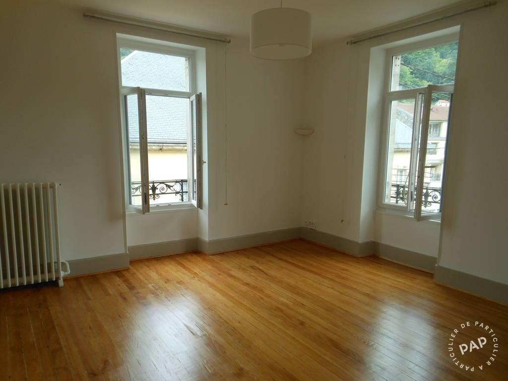 Location appartement 5 pièces Plombières-les-Bains (88370)