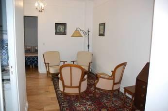 Location meublée appartement 2pièces 35m² Neuilly-Sur-Seine (92200) - 1.185€