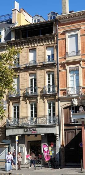 Vente appartement 3pièces 73m² Toulouse (31000) - 350.000€