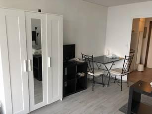 Location meublée studio 23m² Paris 14E (75014) - 950€
