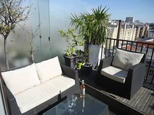 Location meublée studio 30m² Paris 15E (75015) - 1.480€
