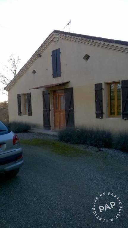 Vente maison 4 pièces Puycasquier (32120)