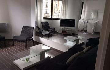 Location meublée studio 30m² Paris 17E (75017) - 1.190€