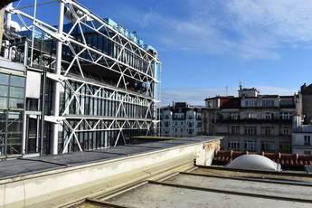 Location meublée studio 20m² Paris 4E (75004) - 1.125€