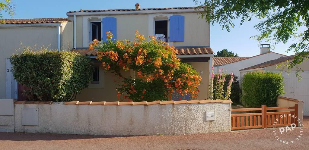 Vente Maison Dolus-D'oléron (17550) 40m² 160.000€