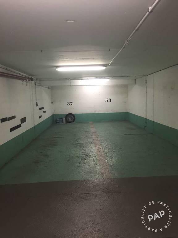 Vente Garage, parking Paris 17E  34.000€