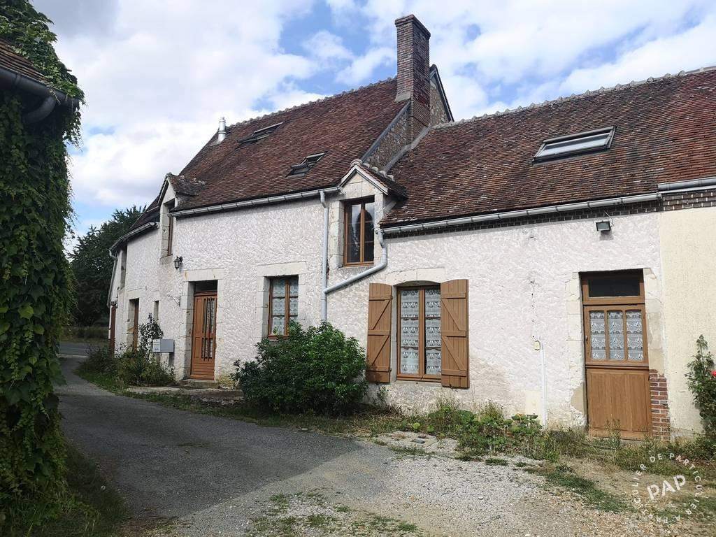 Vente maison 6 pièces Boissy-Maugis (61110)