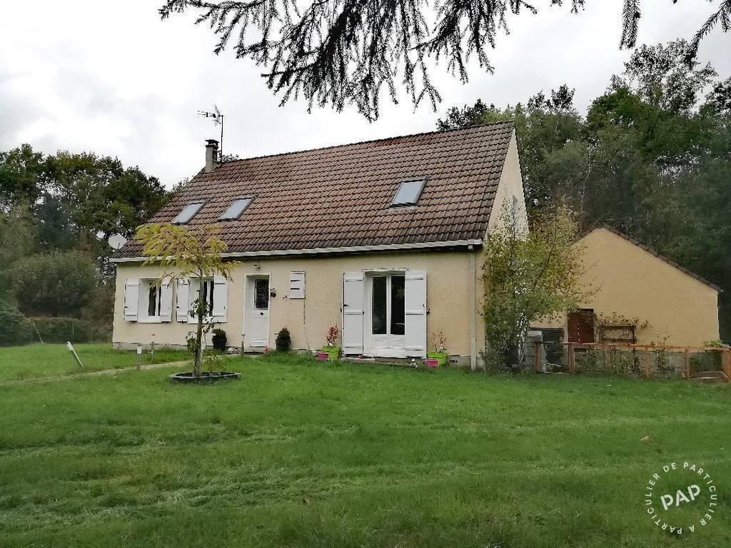 Vente Maison Nibelle (45340) 160m² 185.000€