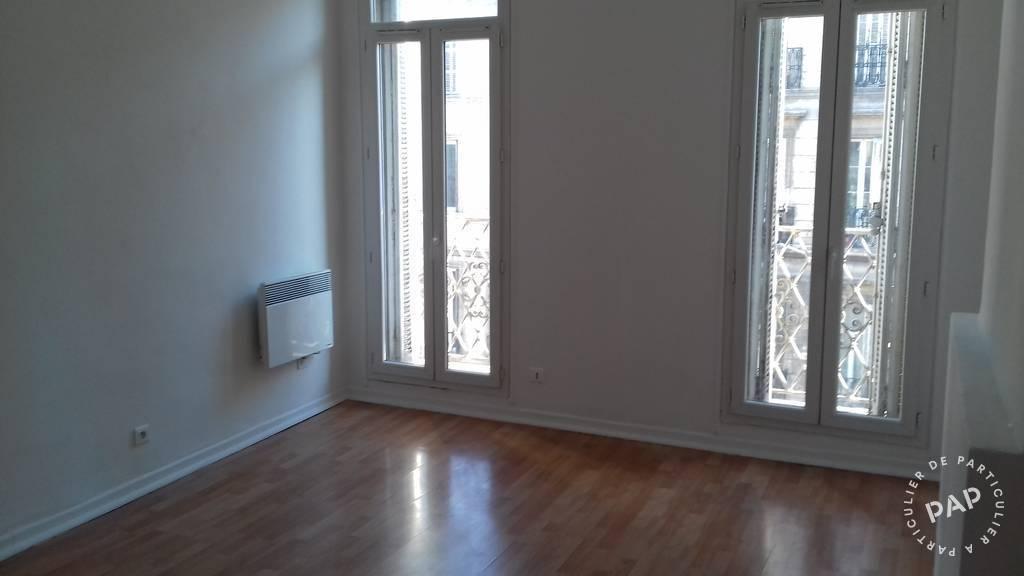 Location Appartement Marseille 6E