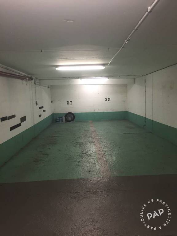 Vente Garage, parking Paris 17E
