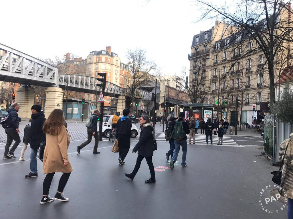 Vente et location immobilier 130.000€ Paris 15E (75015)