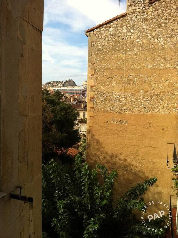 Location immobilier 820€ Marseille 6E