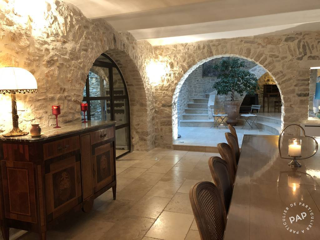 Vente immobilier 841.000€ Vézénobres