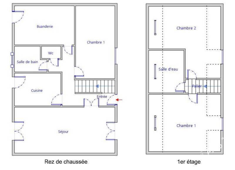 Maison 130m²