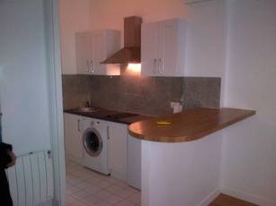 Location studio 27 m² Paris 13E (75013) - 750 €