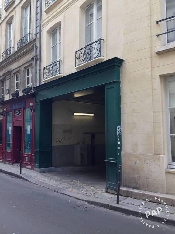 Location Garage, parking Paris 3E (75003)  220€