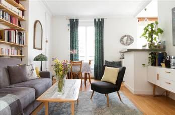Vente appartement 3pièces 51m² Paris 20E (75020) - 585.000€