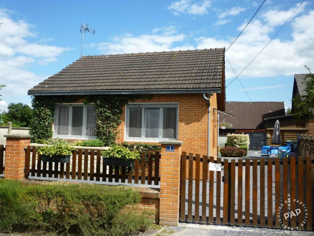 Vente maison 4 pièces Sorbais (02580)