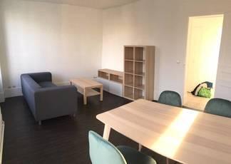 Location meublée appartement 3pièces 53m² Fontenay-Sous-Bois (94120) - 1.380€