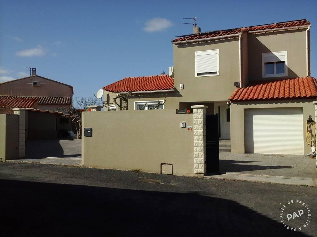 Vente Maison Peyrestortes /a 10 Mn De Perpignan 140m² 280.000€