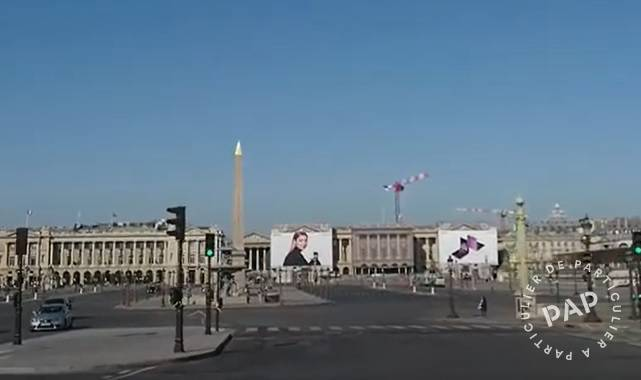 Vente et location Local commercial Paris 8E (75008) 145m² 85.000€