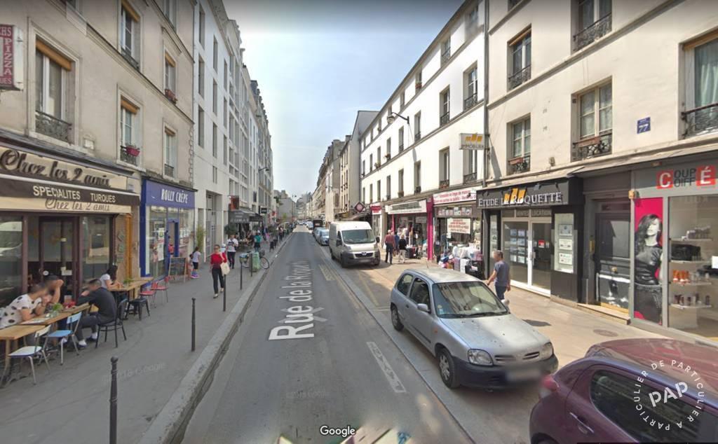 Vente et location Fonds de commerce Paris 11E (75011)  55.000€