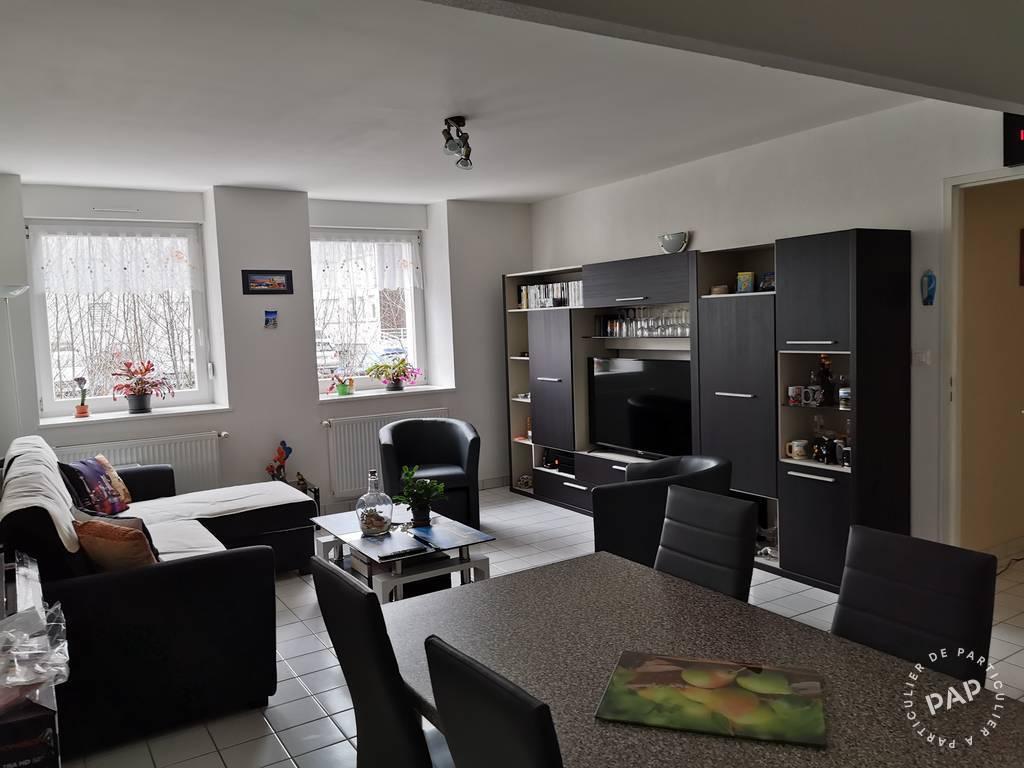 Vente Appartement 10Min Saint-Dié-Des-Vosges 65m² 58.000€