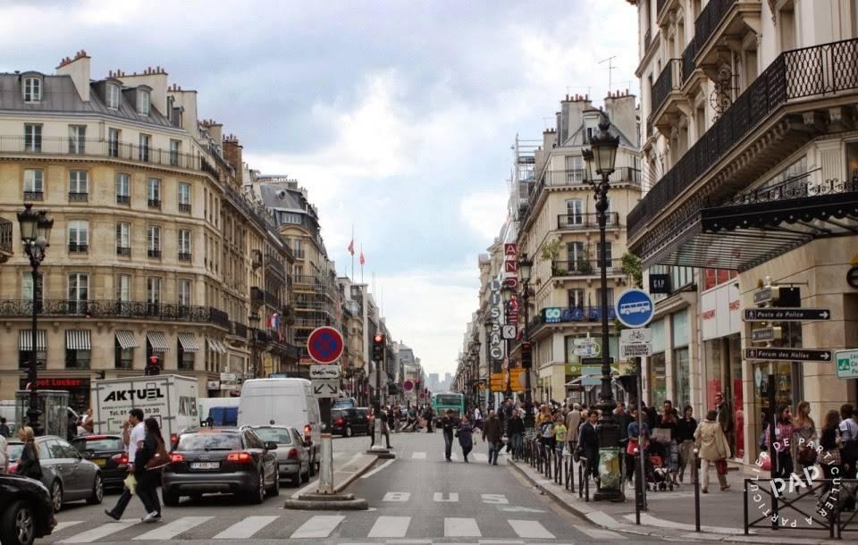 Vente et location Fonds de commerce Paris 4E (75004)  265.000€