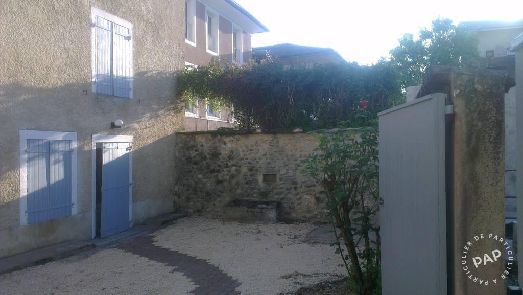 Location maison 3 pièces Saint-Marcellin (38160)
