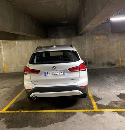 Location garage, parking Paris 13E (75013) - 100 €