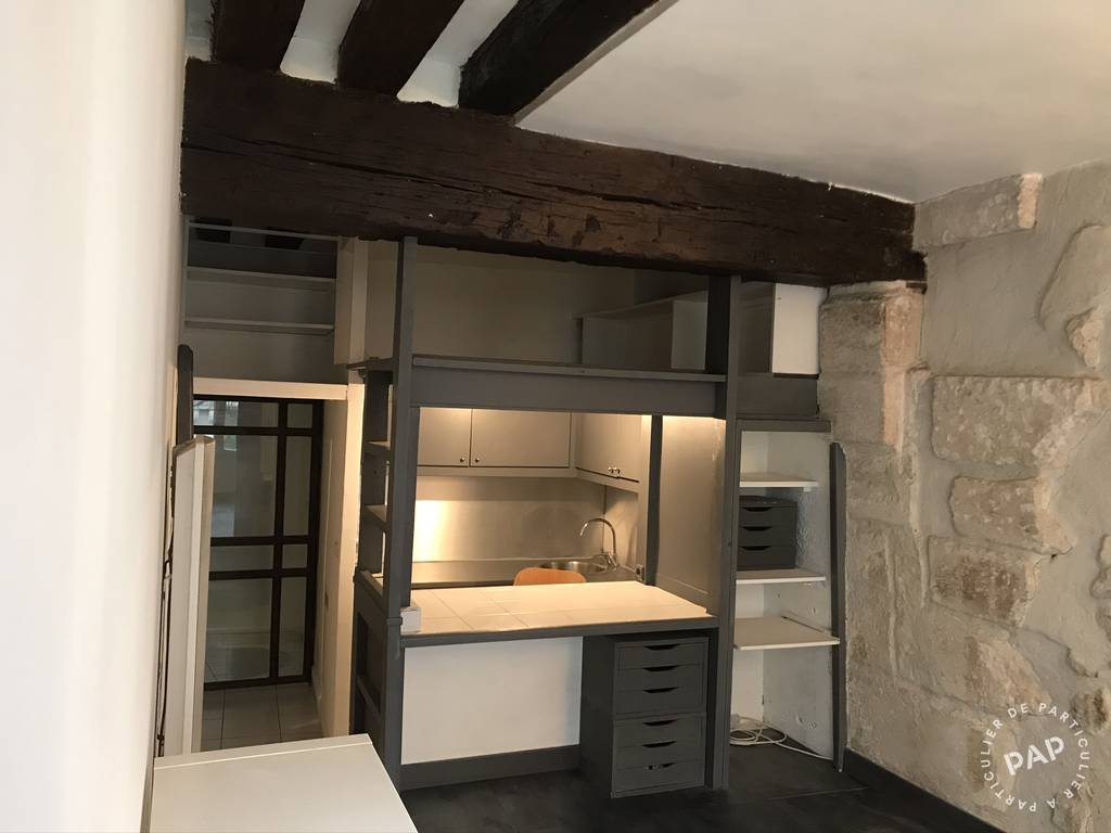 Vente Appartement Paris 1Er (75001) 20 m² 310.000 €