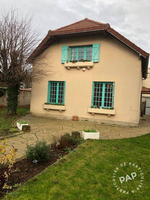 Vente Maison Savigny-Sur-Orge (91600) 113m² 365.000€