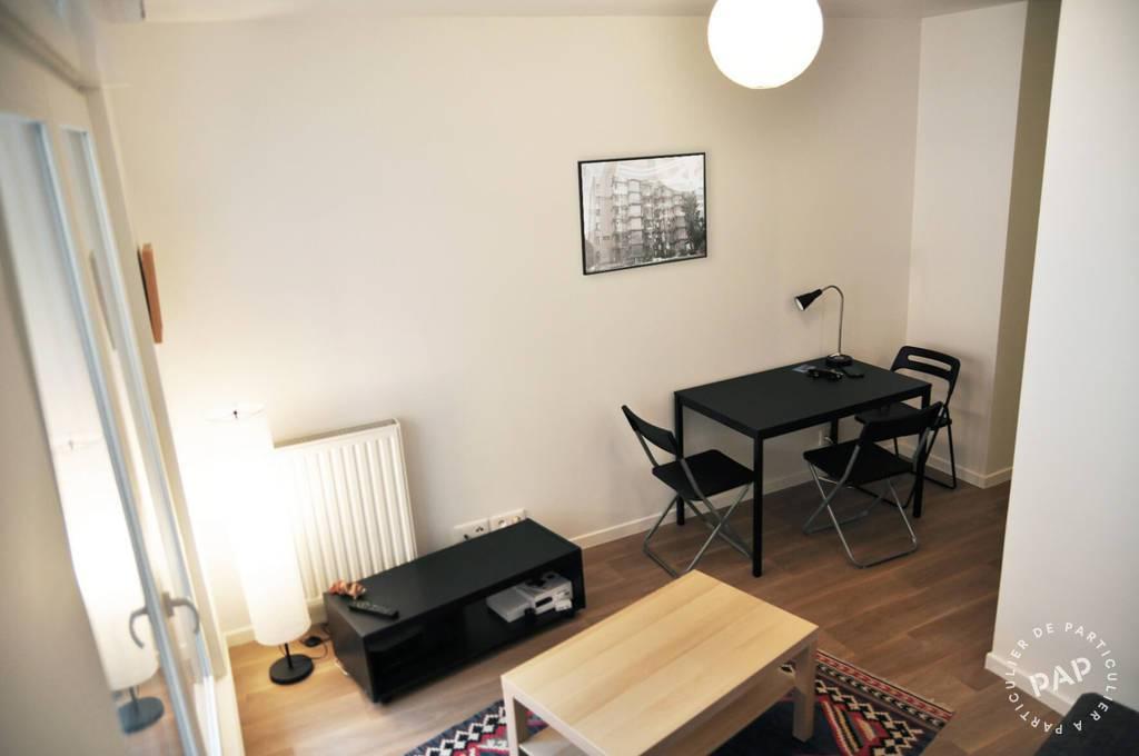 Location Appartement Saint-Denis (93210) 43m² 1.090€