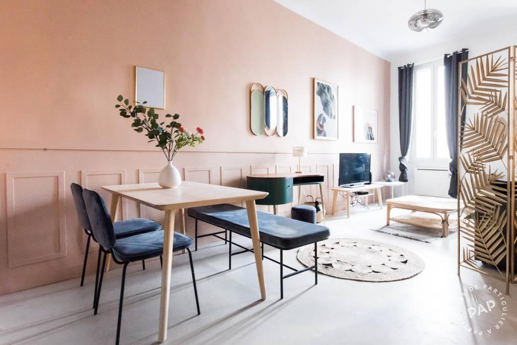 Location Appartement Marseille 7E (13007) 43m² 900€
