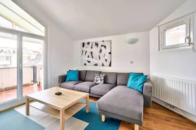 Location meublée chambre 10m² Évry (91000) - 490€