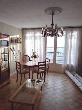 Vente appartement 3pièces 60m² Fontenay-Aux-Roses - 275.000€